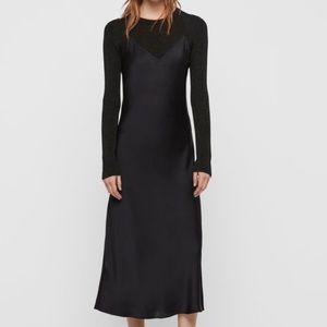 KOWLO SHINE 2-IN-1 DRESS